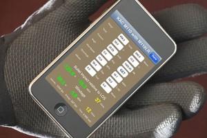 Kinght's armament company KAC Iphone Ballistic application BulletFlight
