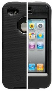 OtterBox Iphone 4 Defender series black