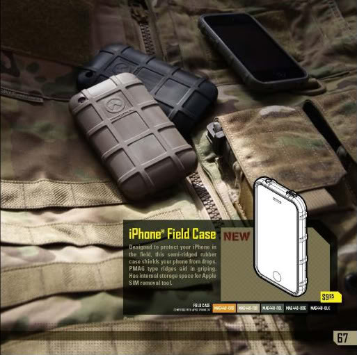 Post Thumbnail of Magpul iPhone Field Case