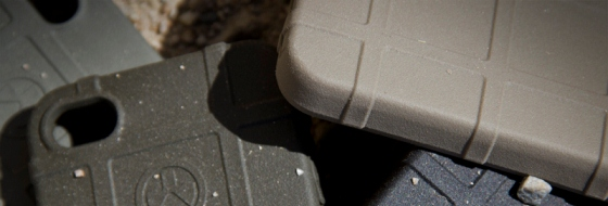 "Post image of ""Hot off the press"" New Magpul iPhone 4/4s Field Case"